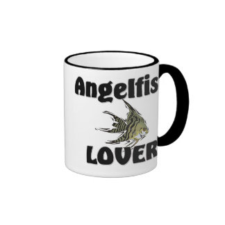 Angelfish Lover Coffee Mug