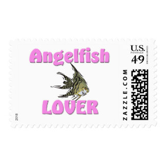 Angelfish Lover Postage