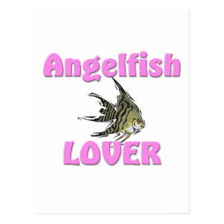 Angelfish Lover Postcard