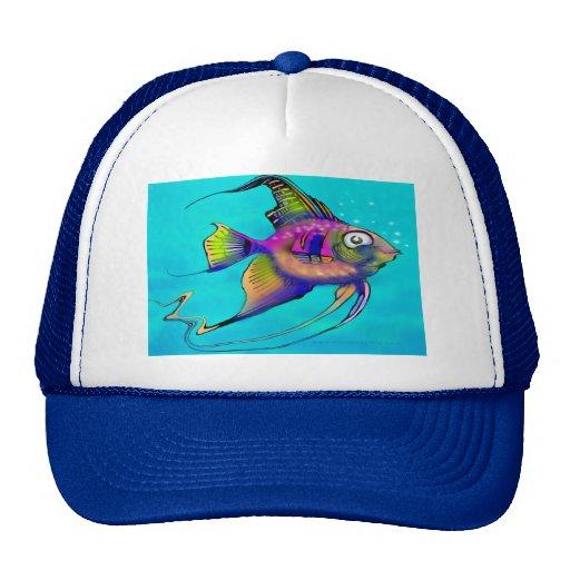 Angelfish Mesh Hat