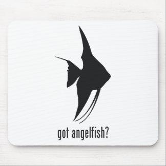 Angelfish Mouse Pad