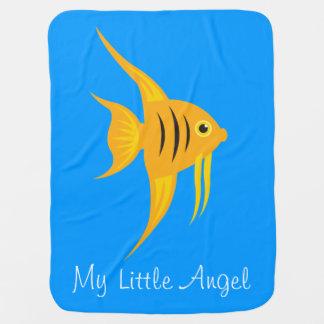 AngelFish_My Little Angel_Sweet & Adorable Baby Blanket