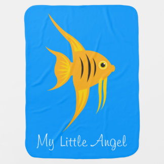 AngelFish_My poco Angel_Sweet y adorable Manta De Bebé