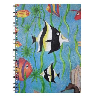 angelfish notebook