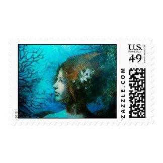 Angelfish Postage