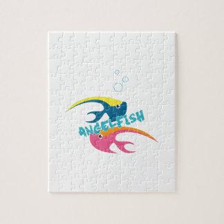 Angelfish Rompecabeza