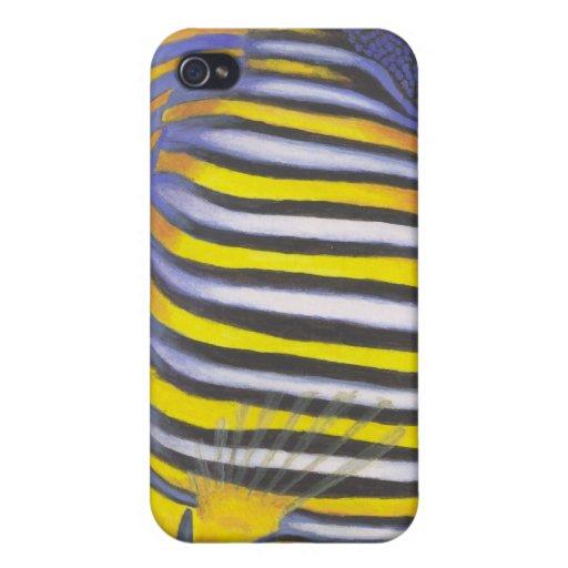 Angelfish real 02 iPhone 4/4S carcasas