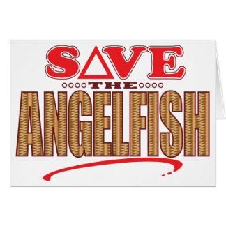 Angelfish Save Card