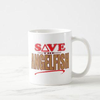 Angelfish Save Coffee Mug