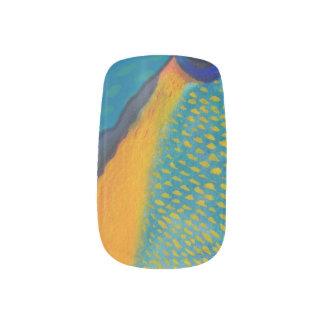 Angelfish Scales Minx Nails Minx ® Nail Wraps