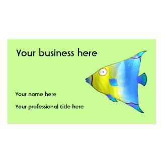 Angelfish Tarjeta Personal