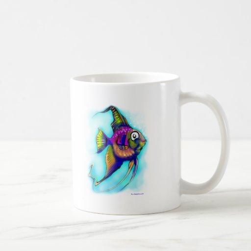 Angelfish Taza De Café
