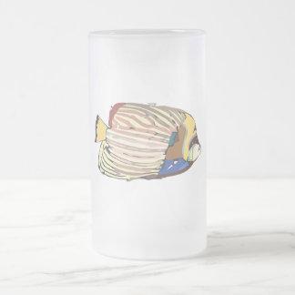 Angelfish Taza De Cristal
