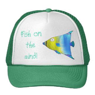 Angelfish Trucker Hat