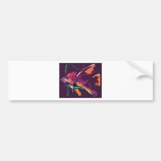 angelfish v2 etiqueta de parachoque