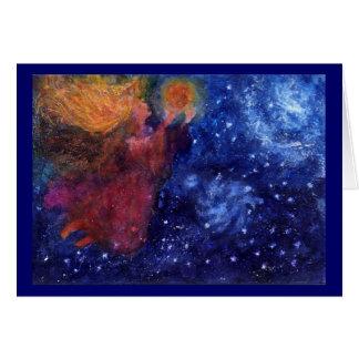 angelheart folded card