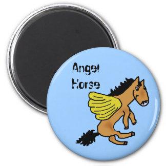 angelhorse, AngelHorse Refrigerator Magnet