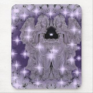 Angelic Blessings Mouse Pad