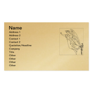 Angelic Business Card