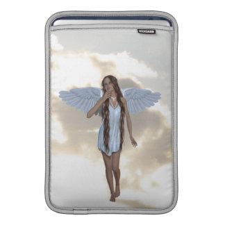"""Angelic Cloud Dancer 11"""" MacBook Sleeve"""