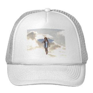 Angelic Cloud Dancer Baseball Hat