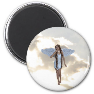Angelic Cloud Dancer Magnet Magnets