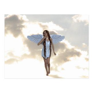 Angelic Cloud Dancer Postcard