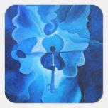 Angelic Concerto 2010 Square Sticker