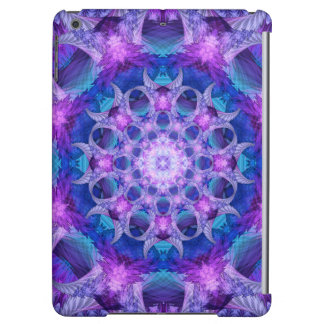 Angelic Gateway Mandala Cover For iPad Air