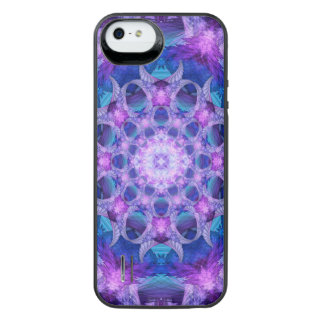 Angelic Gateway Mandala iPhone SE/5/5s Battery Case