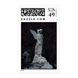 Angelic Guardian - Stamp