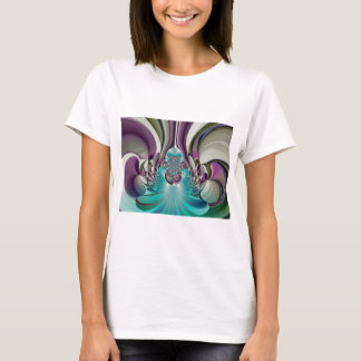 Angelic Hakuna Matata Purple Heart.jpg T-Shirt