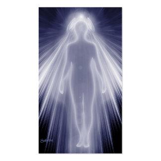 Angelic Healing Business Card