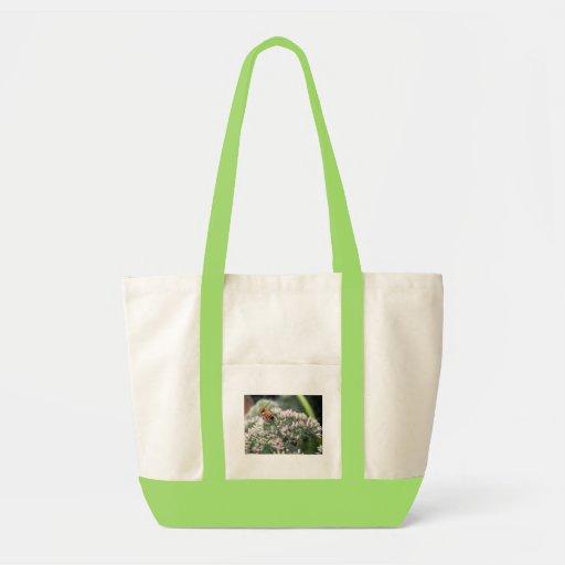 Angelic Honeybee Tote Bag