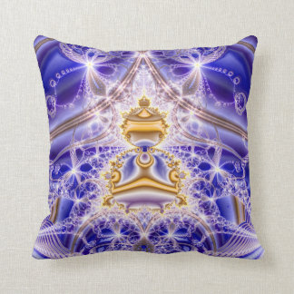 Angelic Majesty Throw Pillow