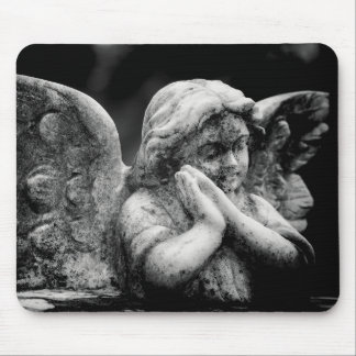 Angelic Memorial Mouse Pad
