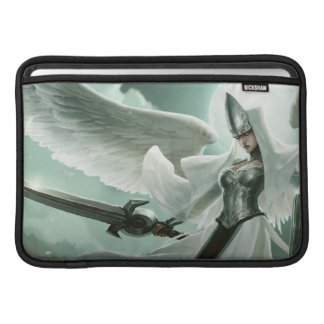 Angelic Overseer MacBook Air Sleeves
