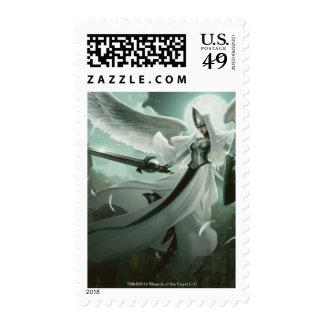 Angelic Overseer Postage Stamp