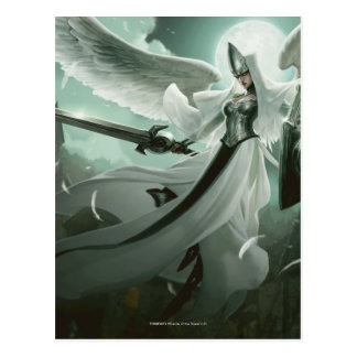 Angelic Overseer Postcard