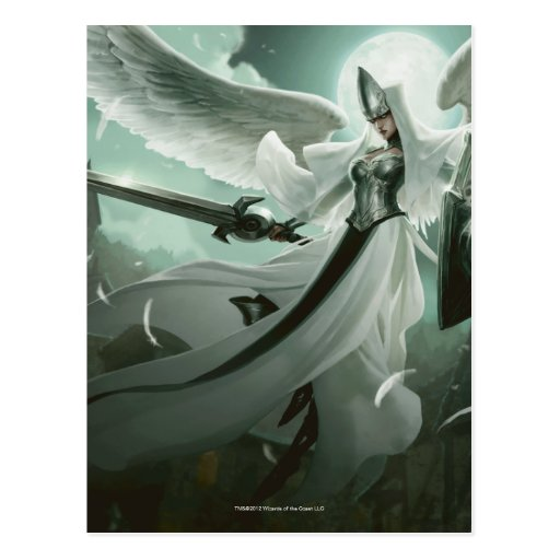 Angelic Overseer Post Cards