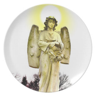Angelic Dinner Plate