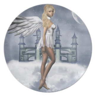 Angelic  Plate