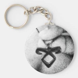 Angelic Power Rune Keychain