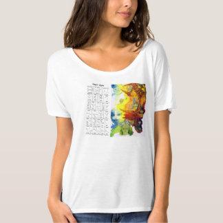 angelic script T-Shirt