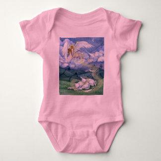 Angelic Slumber Baby Bodysuit