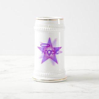 Angelic Star - Stein Mug