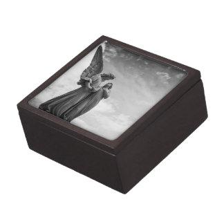 Angelic Statues Keepsake Box