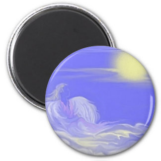 Angelic Thoughts Refrigerator Magnets