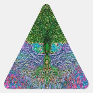 Angelic Tree of Life Stickers