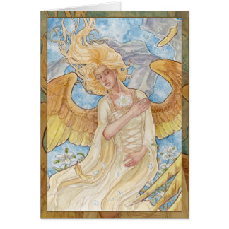 Angelic Vision Card